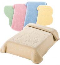 Belpla Baby Perla Ster Pléd (521) 80*110 Pink -Tasakos