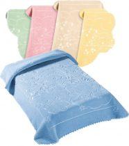 Belpla Baby Perla Ster Pléd (520) 80*110 Pink -Tasakos