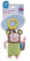 Taf Toys rezgő csörgő figura Marco a majom 11865