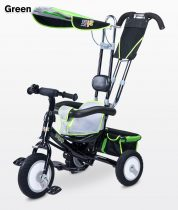 Toyz Derby tricikli Green