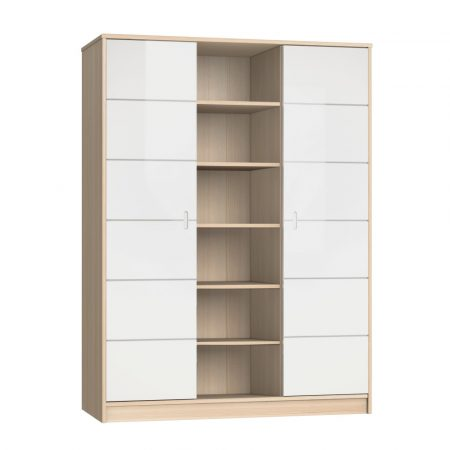 Faktum Alda Classic 3 osztású szekrény