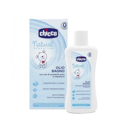 Chicco Nat. Sens. Fürdetőolaj 200 ml Ch0074511