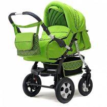 Teddy Diana PCO kétfunkciós babakocsi R5 green