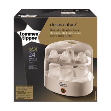 Tommee Tippee Closer to Nature elektromos gőzsterilizáló