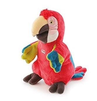 Trudi Papagáj Báb plüss
