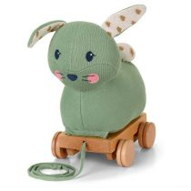 Sterntaler Pull along toy Kinni - mezei nyúl húzó toló játék 20 cm