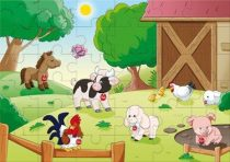 Trudi Farm állatok ki 36 db-os 31002