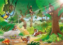 Trudi Dzsungel 54 db-os ajándék plüss figura 31007