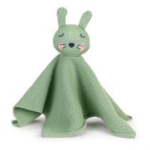 Sterntaler cuddle cloth M Kinni - mezei nyúl szundikendő 27 cm