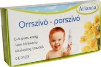 Arianna Orrszívó Műanyag - Porszívós