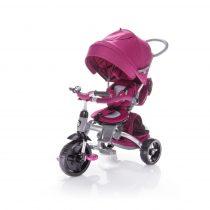 Zopa Tricikli Citigo tolókarral Mulberry Pink