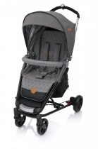 Espiro Magic Sport babakocsi - 07 Scandi Gray