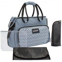 Badabulle pelenkázó táska Boho Szürke B043020