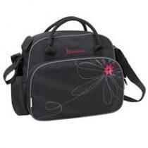 Badabulle pelenkázó táska Fekete-Pink B043013
