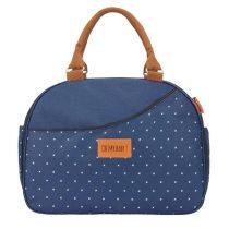 Badabulle pelenkázó táska Multipocket Sötétkék B043022