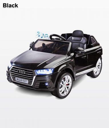 Toyz Audi Q7 elektromos kisauto Black