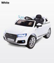 Toyz Audi Q7 elektromos kisauto White