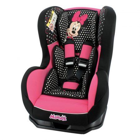 Nania Disney Cosmo 0-18 kg gyerekülés Minnie