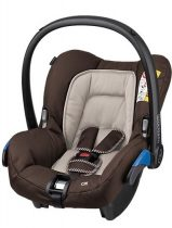 MAXI-COSI CITI SPS 0-13 KG HORDOZÓ EARTH BROWN