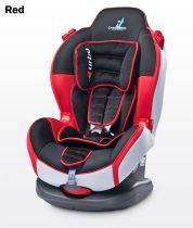 Caretero Sport Turbo 9-25 kg gyerekülés Red