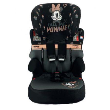 Nania Disney Beline 9-36 kg gyerekülés Minnie Typo