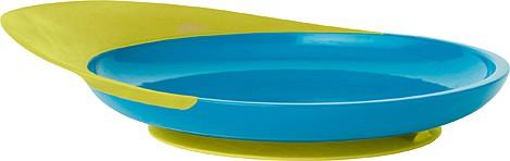Boon Catch Plate lapostányér Kék/Zöld B10132
