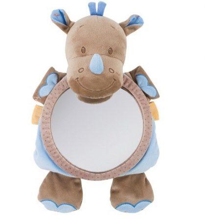 Nattou plüss babafigyelő tükör Arthur Louis Orrszarvú