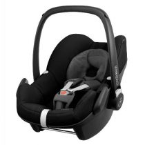 MAXI-COSI PEBBLE 0-13 KG HORDOZÓ BLACK DEVOTION
