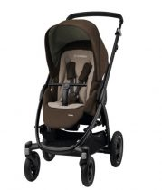 Maxi-Cosi Stella Trio Pack babakocsi Earth Brown