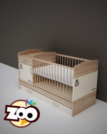 Todi Zoo kombi babaágy