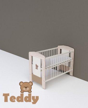 Todi Teddy babaágy 60x120 cm