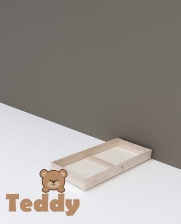 Todi Teddy gurulós ágyneműtartó 60x120 cm-es kiságyhoz