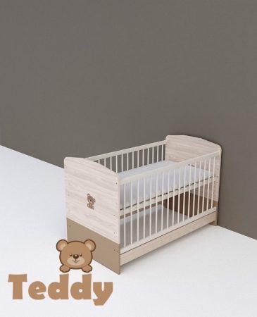 Todi Teddy átalakítható ágy 70x140