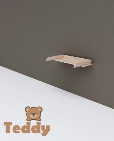Todi Teddy pelenkázó toldalék 3 fiókos komódhoz 80x70 cm