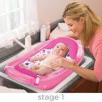 Summer Infant 3 Funkciós Babakád Pink
