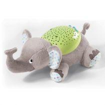 Summer Infant Altatódal Lejátszó és Éjszaki Fényt Vetítő Elefánt