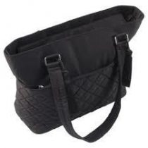 Summer Infant Quilted Tote pelenkázó táska Black