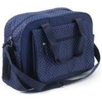 Summer Infant Navy Polka Dot pelenkázó táska