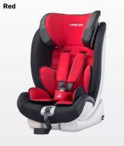 Caretero Volante Fix 9-36 kg gyerekülés Piros