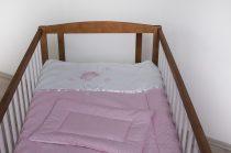 Szeko Ariel Extra 2 Részes ágyneműgarnitúra Vakond - Rózsaszín