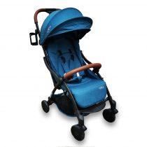 ANINA sportbabakocsi Auto Click kék
