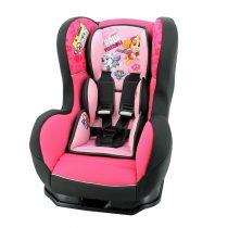 Nania Disney Cosmo 0-18 kg gyerekülés Mancsőrjárat Rózsaszín
