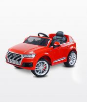Toyz Audi Q7 elektromos kisauto Red