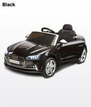 Toyz Audi S5 elektromos jármű Black