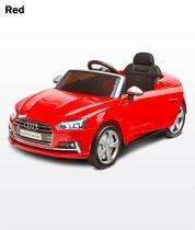 Toyz Audi S5 elektromos jármű Red