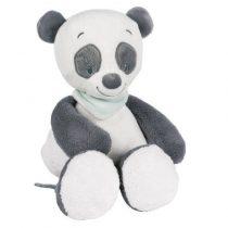 Nattou plüss játék 28cm Loulou, Lea and Hyppolite - Loulou, a panda