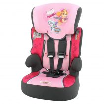 Nania Disney Beline 9-36 kg gyerekülés Mancs őrjárat rózsaszín