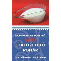 Spillyspoon szoptatás- és fogbarát svéd itató-etető pohár