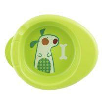 Chicco Warmy Plate melegentartó tányér - zöld