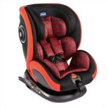 Chicco Seat4Fix 360° isofix-gyerekülés 0-36 kg - Poppy Red